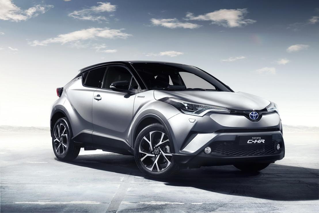 Toyota C-HR in/en Avant-Première