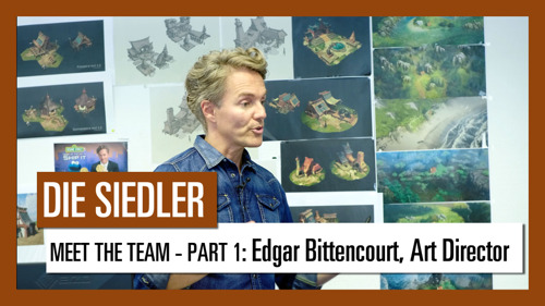 "DIE SIEDLER®: ""MEET THE TEAM""-VIDEOREIHE, TEIL 1"