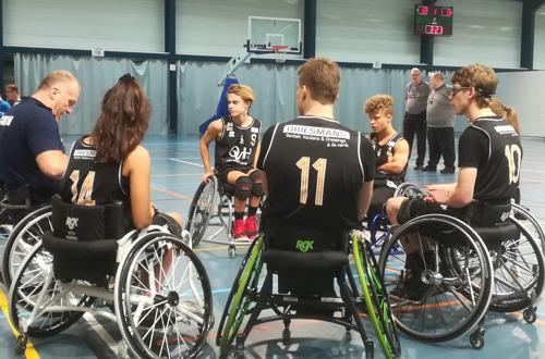 Stad Leuven zal aankoop G-sport materiaal financieel ondersteunen