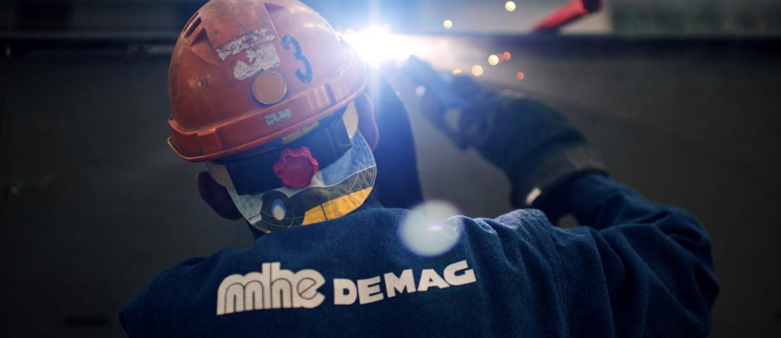 MHE-Demag Vietnam's Service Technician Wins Award