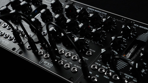 Erica Synths Fusion System II is Now Shipping