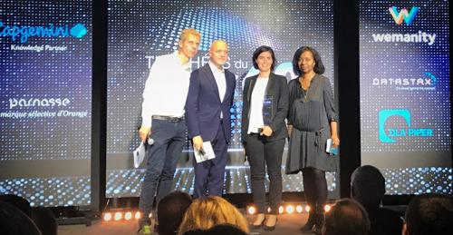 Digitale transformatie van Schneider Electric bekroond met eCAC40-award