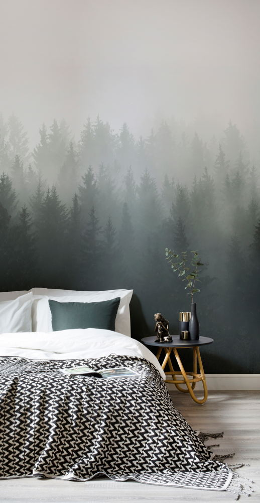 Preview: Forest Ombre: Naturally Formed Design