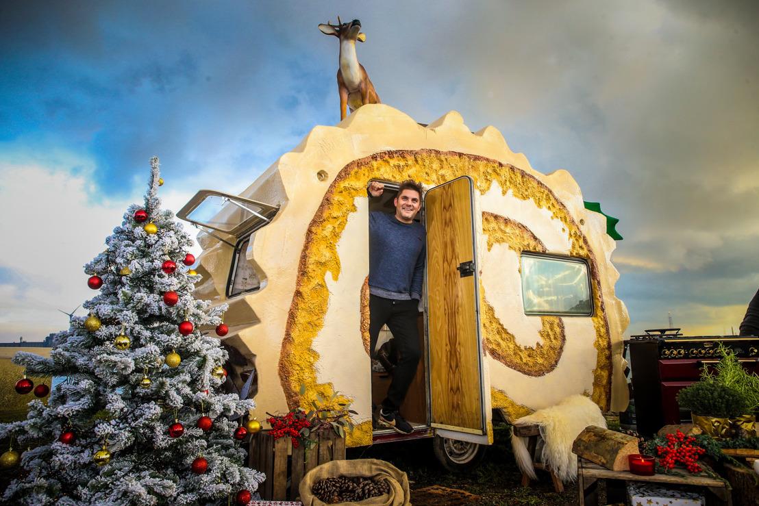 Bûche komt zo: Jeroen Meus signeert het ideale kerstgeschenk!