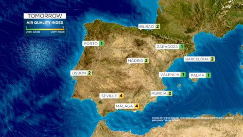 Euronews y Copernicus presentan nuevos programas que contribuyen a aplicar con mayor eficacia los datos atmosféricos y del cambio climático a la vida diaria