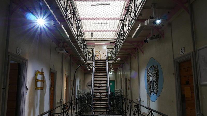 Panasonic Proyectores en Museo de la Prisión de Faengslet
