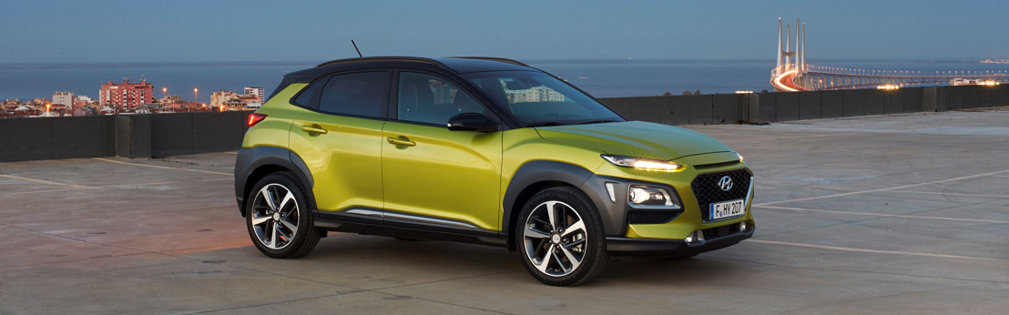 All-New Hyundai KONA.