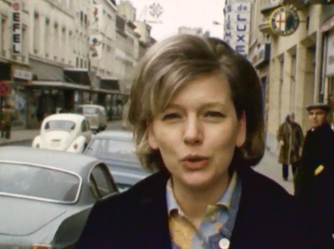 Monique Delvaux 1978 - (c) VRT