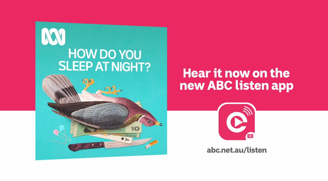 Hear it on the ABC listen app