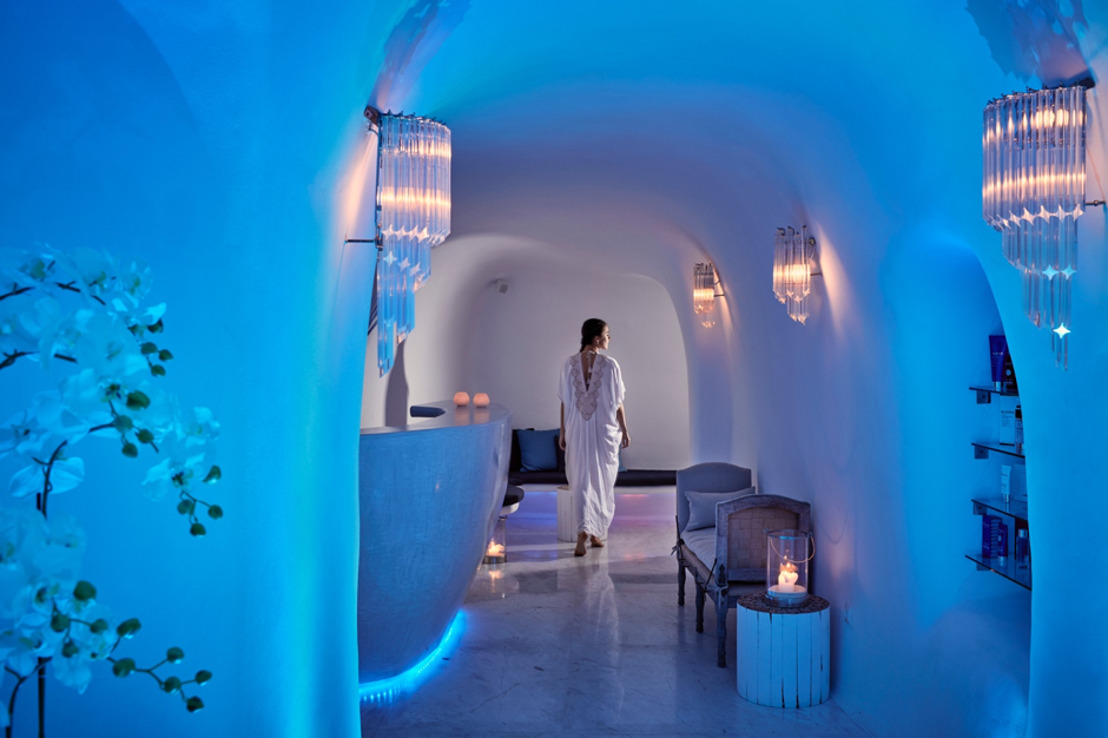 Best Spa Break in Greece: Canaves Spa at Canaves Oia Suites, Santorini