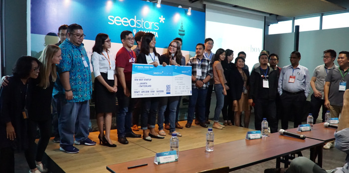 Meet the Most Promising Early-Stage Tech Startup who Won Seedstars Jakarta