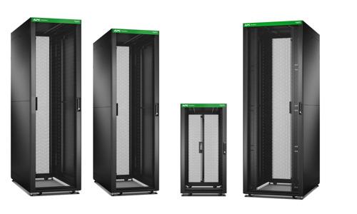 Schneider Electric lanceert Easy Rack-serie in Europa