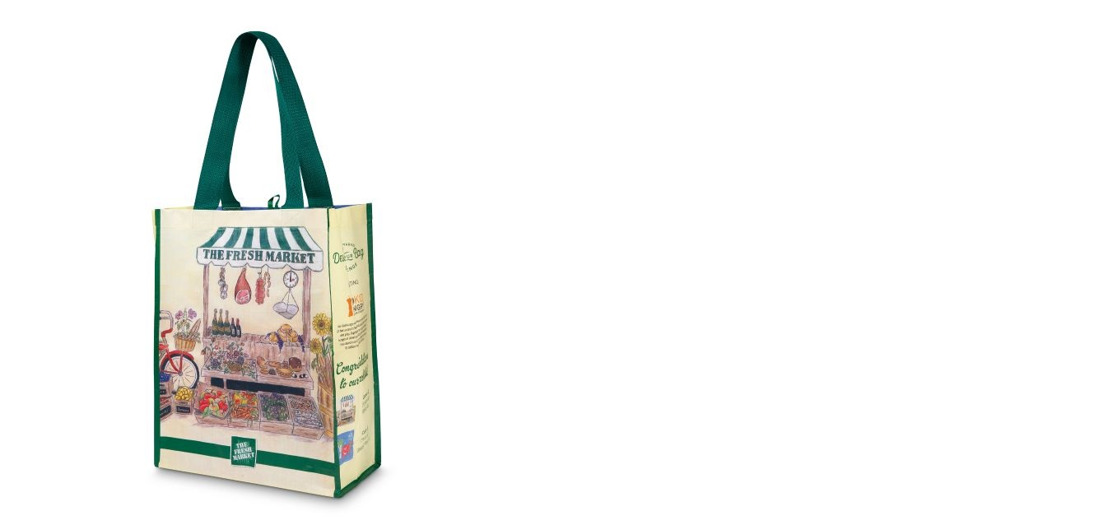 """The Fresh Market announces winners of fourth annual """"Design Our Bag Challenge"""""""
