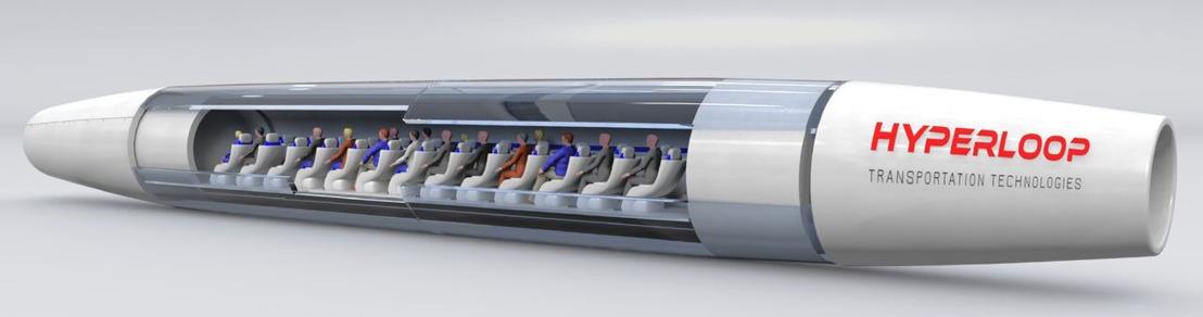 HYPERLOOP TT BRINGS THE FUTURE OF TRAVEL TO THE UAE AND BEYOND