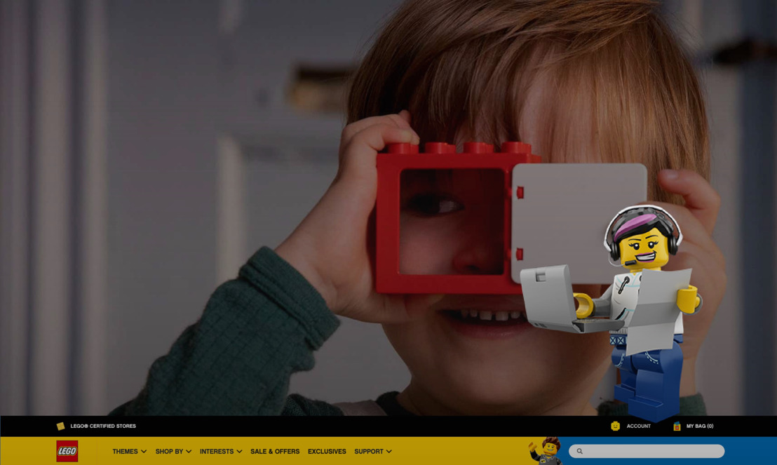 Emakina lance, en Première mondiale, une boutique en ligne LEGO avec la technologie Spartacus pour SAP Commerce