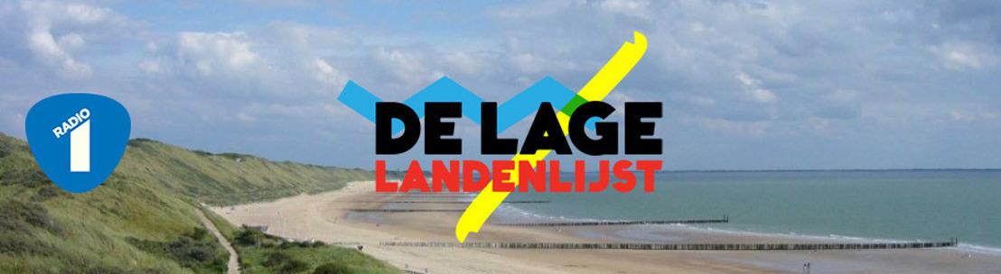 Radio 1 presenteert: de tweede editie van de Lage Landenlijst én de eerste Lage Landen Sessie