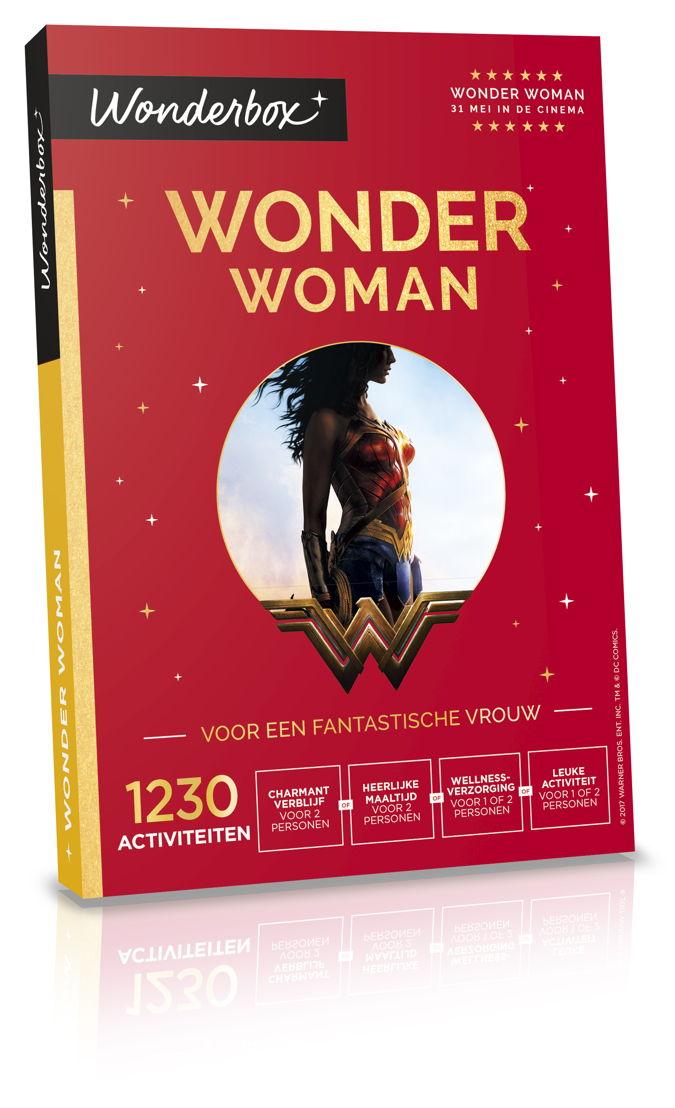 "Wonderbox ""Wonder Woman"" - €49,90."