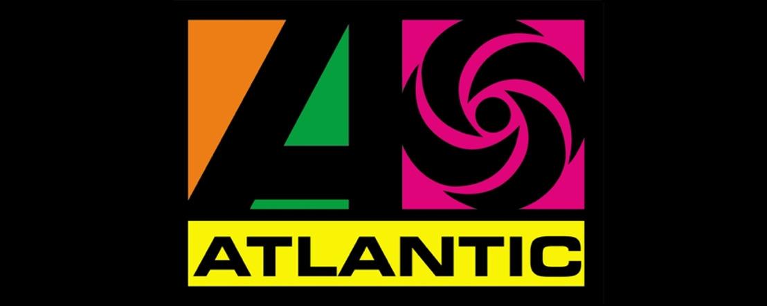 Atlantic Records zum vierten Mal in Folge Spitzenreiter