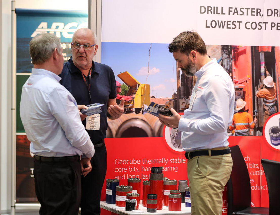 Business at The Big 5 Heavy 2018