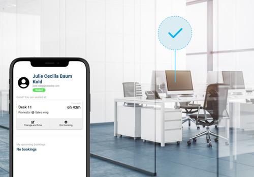 Dialog en Pronestor lanceren Workspace, de gebruiksvriendelijke oplossing voor slimme werkplekreservering en veilig werken