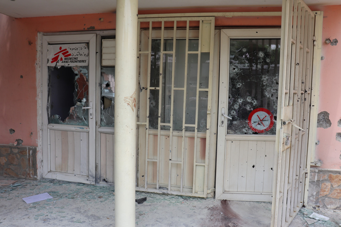 Afghanistan: Médecins Sans Frontières withdraws from Dasht-e-Barchi following attack and assassination of patients and staff