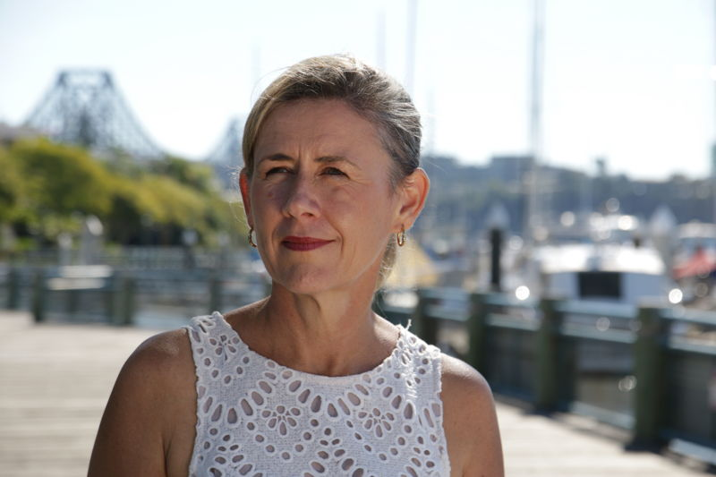 Australian Story The Bridge Donna Thistlethwaite