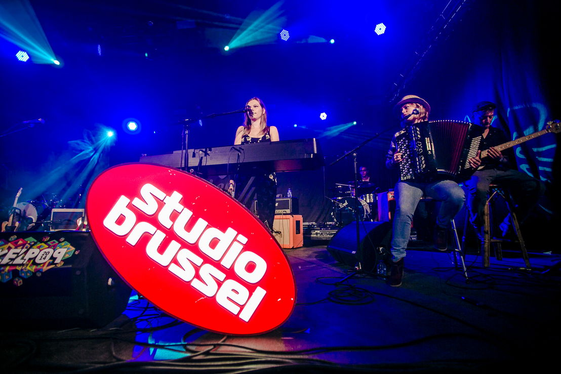 Folie Douce op Pukkelpop 2014 (c) VRT - Thomas Geuens