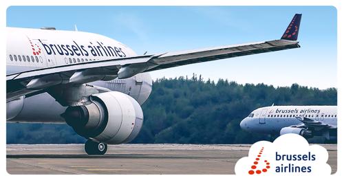 Brussels Airlines tire un bilan positif sur sa quinzième année d'existence.