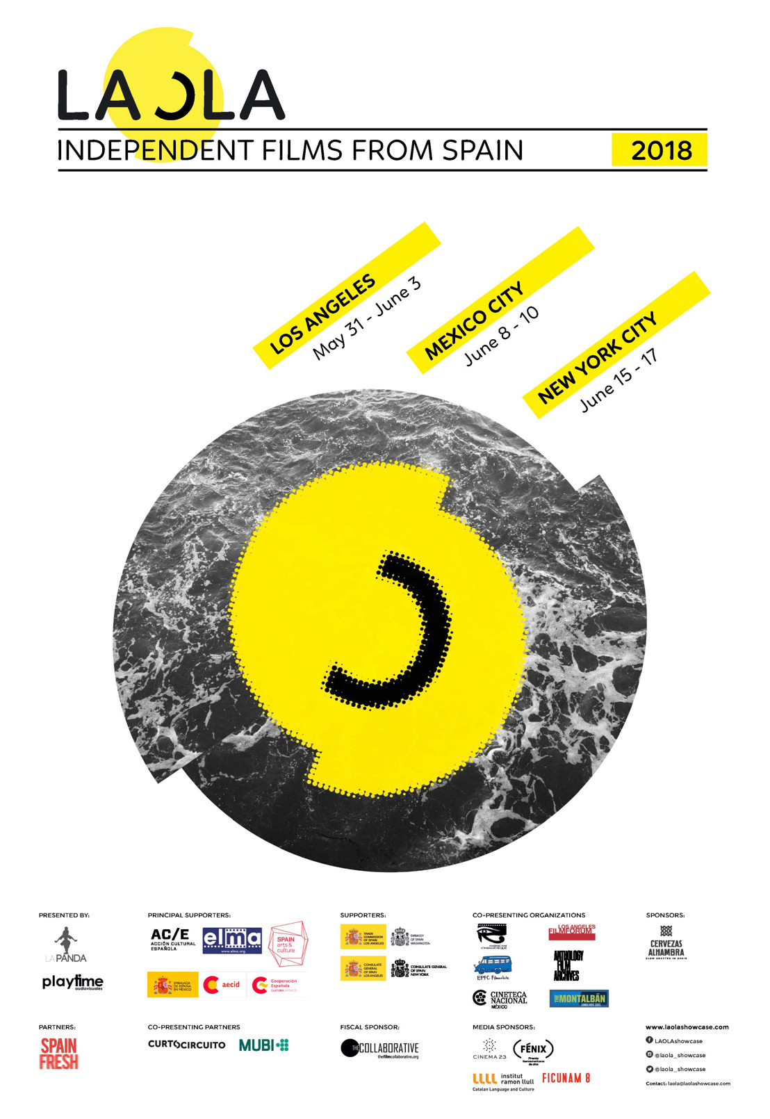 La 4ª edición de la muestra de cine independiente español LA OLA arranca el 31 de Mayo