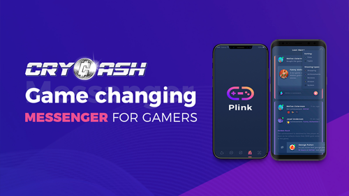 CRYCASH Provides Early Access To Plink Alpha To All Token Sale Contributors