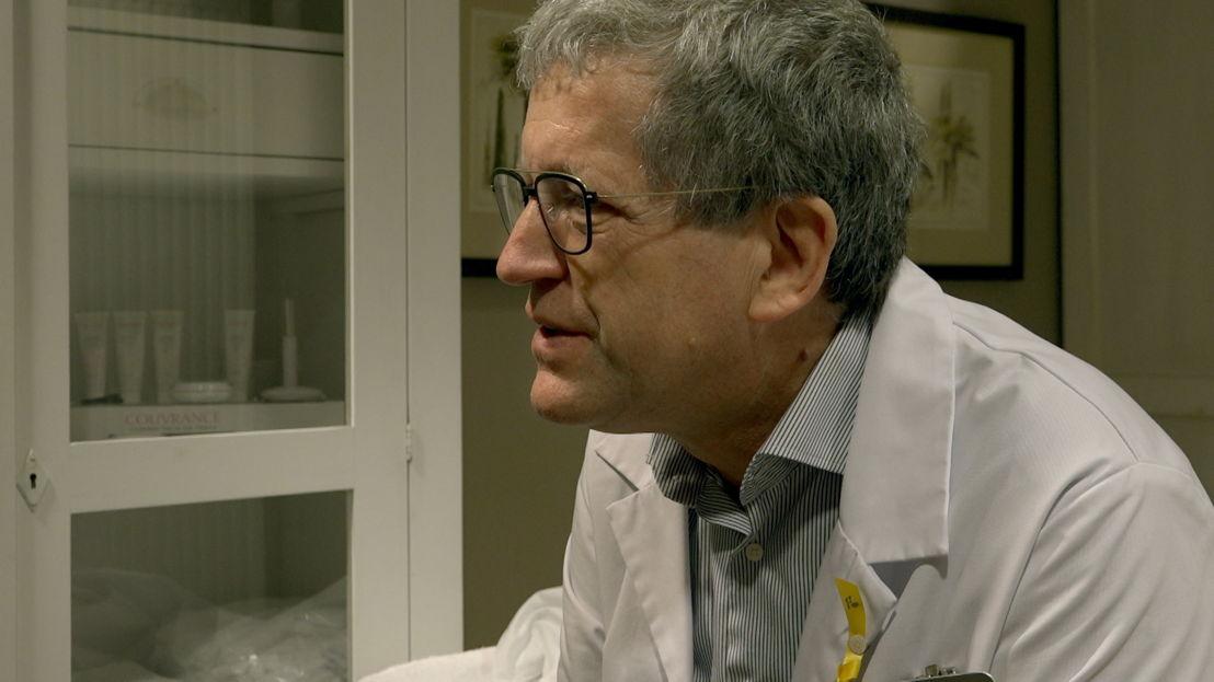 Prof. Van Cutsem
