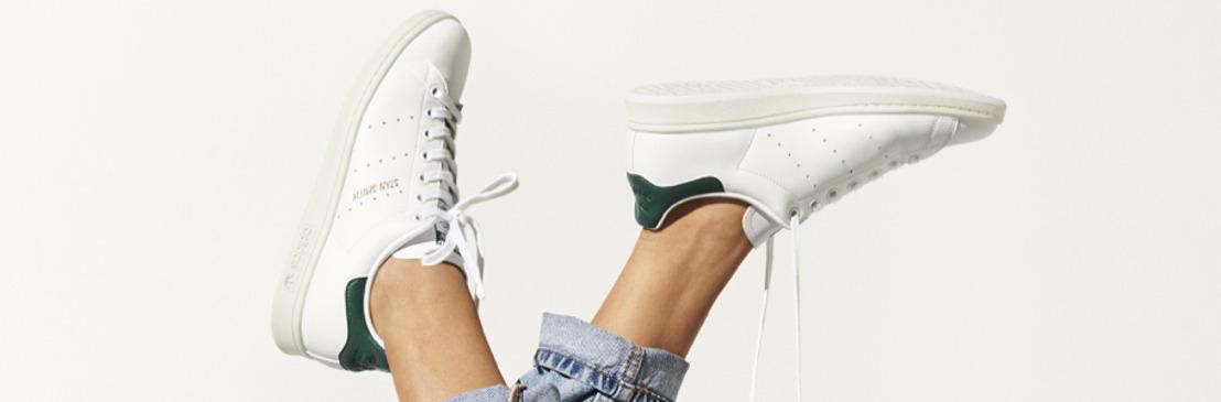 adidas Originals celebra el lanzamiento de Stan Smith Forever a través de una serie de iniciativas sustentables