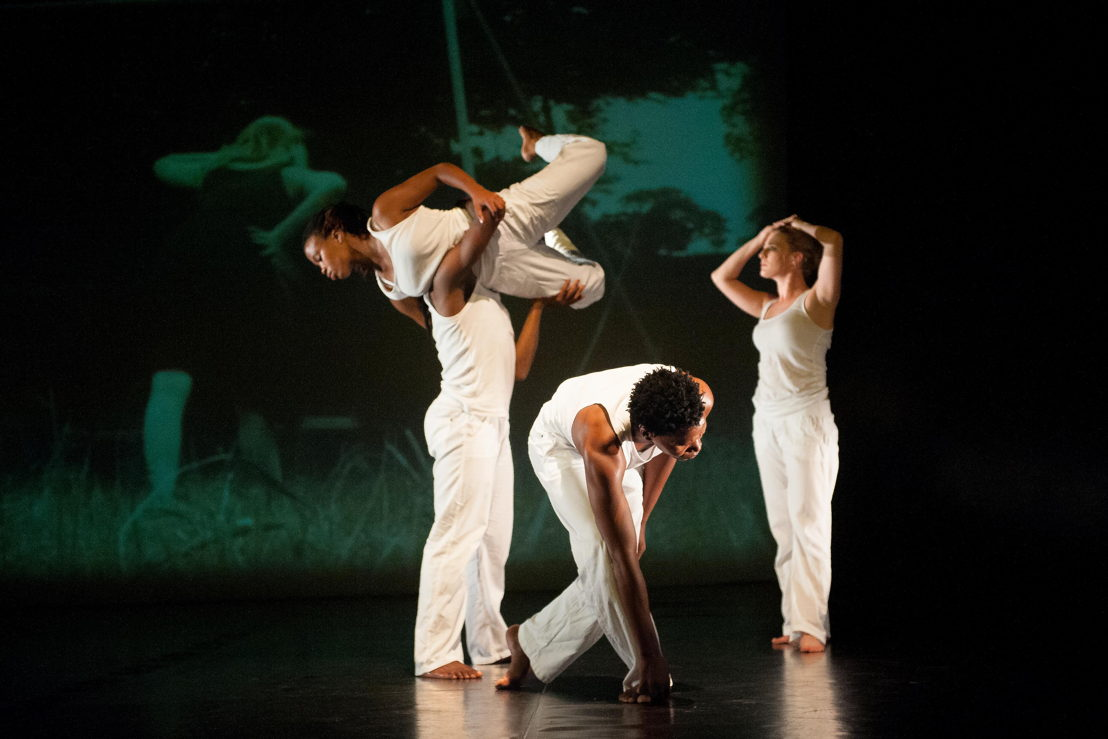 Days Like These by Flatfoot Dance Co - Sifiso Khumalo, Sanele Maphumulo , Sifiso Majol - credit Val Adamson