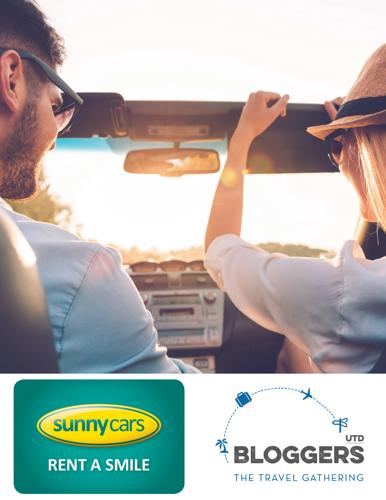 Preview: #BLOGGERSUTD Premium Partner: Sunny Cars