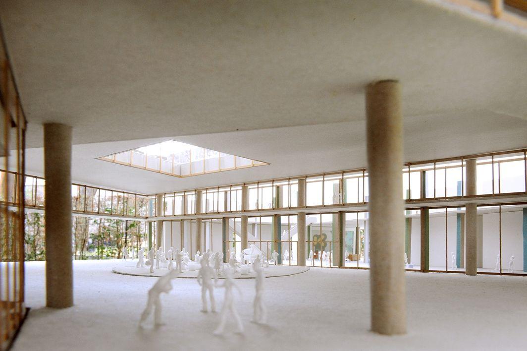 Beeld winnend project - ® Robbrecht en Daem architecten en Dierendonckblancke architecten