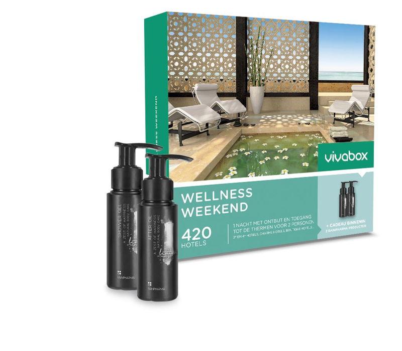 Wellness Weekend - 139,90€