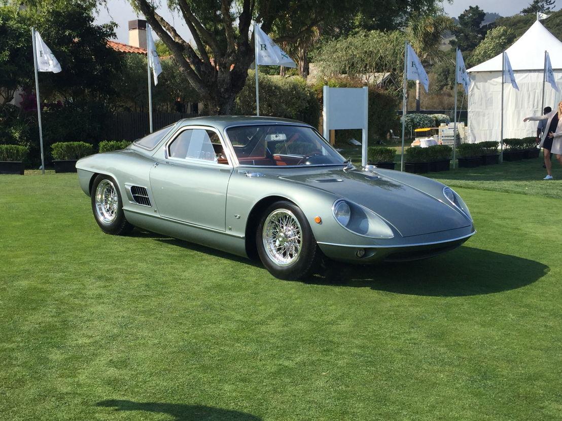 1964 ATS 2500 GTS Couplé Allemano