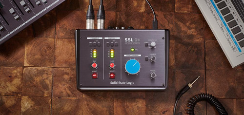 Oscar-Nominated Re-Recording Mixer Jaime Baksht Depends on SSL 2+ Audio Interface for Monitoring and Critical Listening Applications