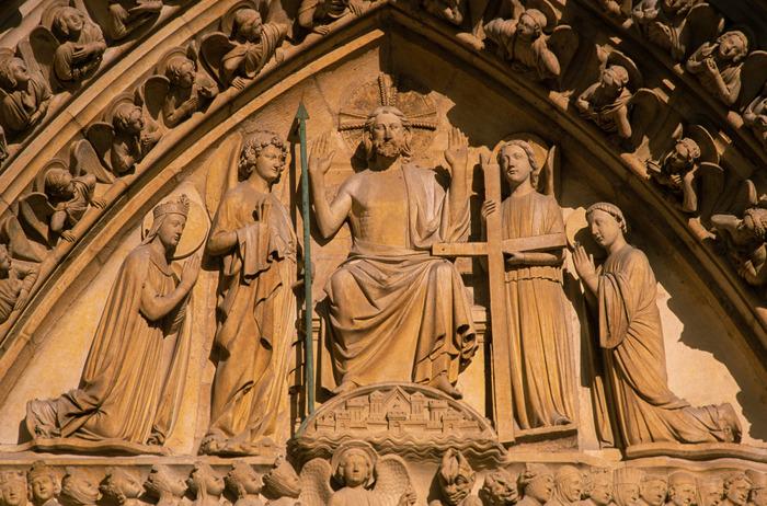 Preview: Nouveautés sur Notre-Dame de Paris chez akg-images