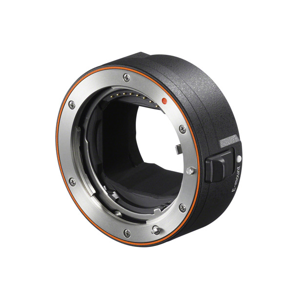 Preview: Sony Electronics Announces New LA-EA5 Lens Adaptor for A-Mount Lenses