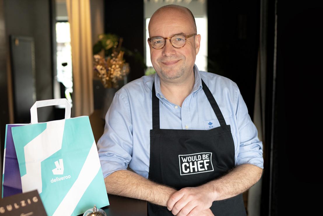 Deliveroo maakt dromen waar: Sven Ornelis opent eigen restaurant!