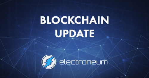 Electroneum launches new blockchain update for integration of the Ledger Nano and improvement of network efficiency