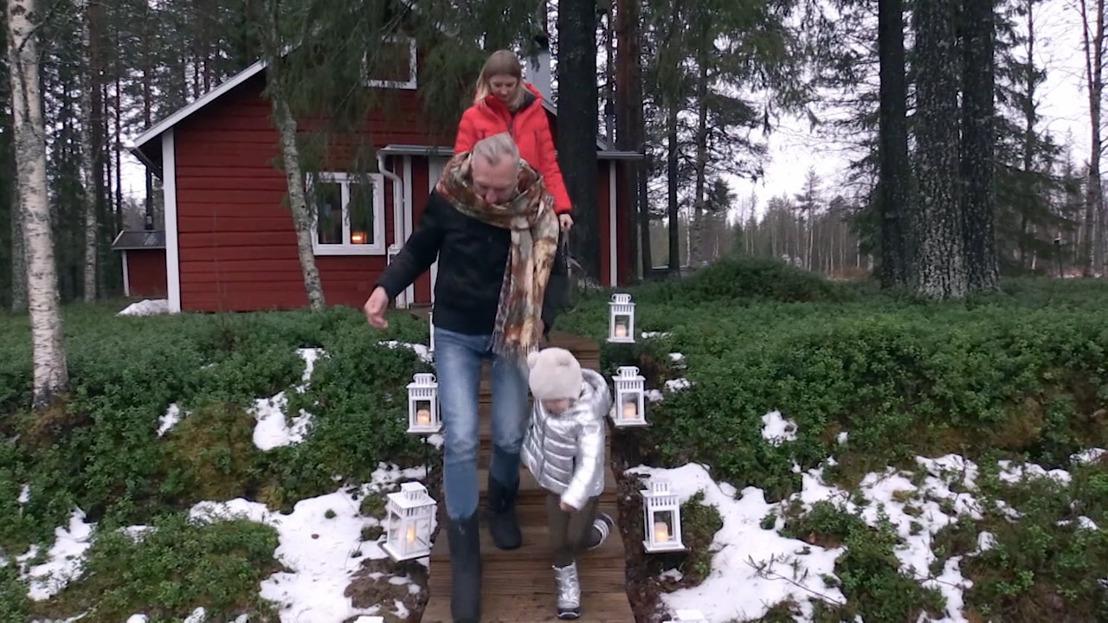 Morgen op VIJF: de eerste aflevering van Kerst met de familie Meiland