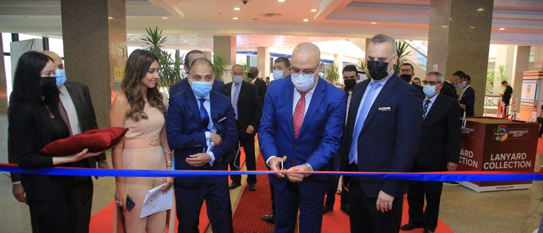 وزير الإسكان والمرافق والمجتمعات العمرانية يفتتح معرض بيج 5 مصر للبناء The Big 5 Construct Egypt 2021