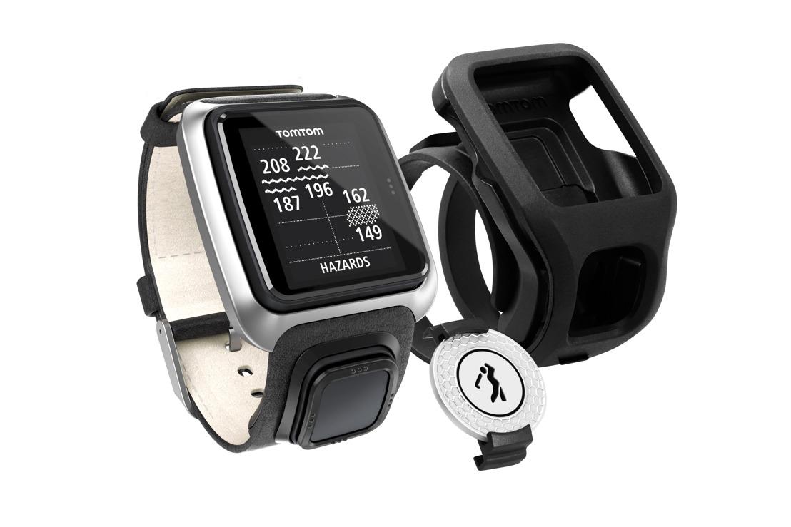 TomTom annonce la nouvelle montre TomTom Golfer Premium