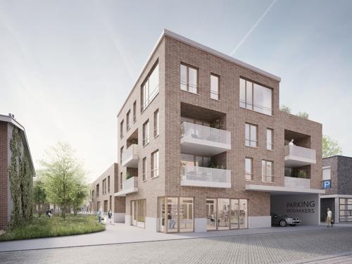 Mudhoven: een groen en kernversterkend project met ruimte voor diensten, wonen en een publieke ondergrondse parking