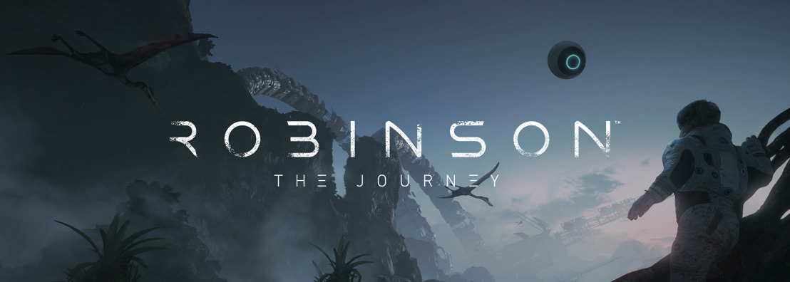 Crytek Announces Price Drop for Robinson: The Journey on PlayStation® VR