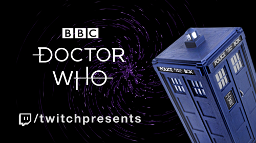 Twitch startet siebenwöchiges Doctor Who-Event