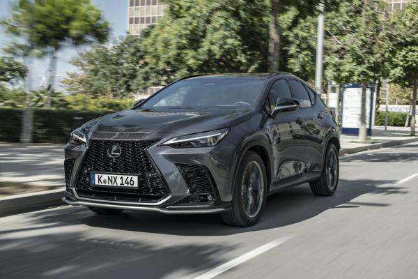 Preview: Découvrez le tout nouveau Lexus NX