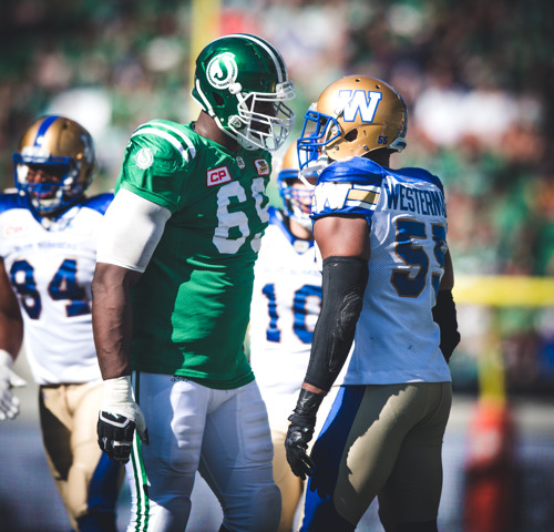 SASKATCHEWAN ROUGHRIDER BRUCE CAMPBELL SUSPENDED FOR VIOLATING CFL/CFLPA DRUG POLICY
